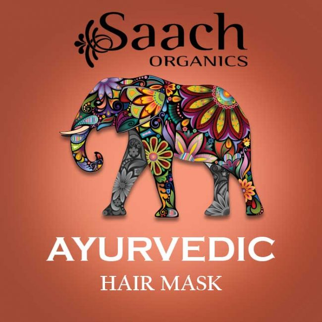 Ayurvedic Hair Mask