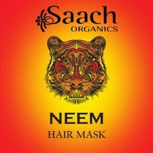 NEEM Hair Mask by Saach Organics
