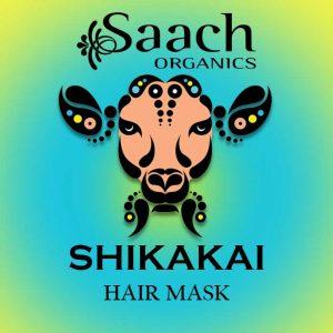 Shikakai Hair Mask