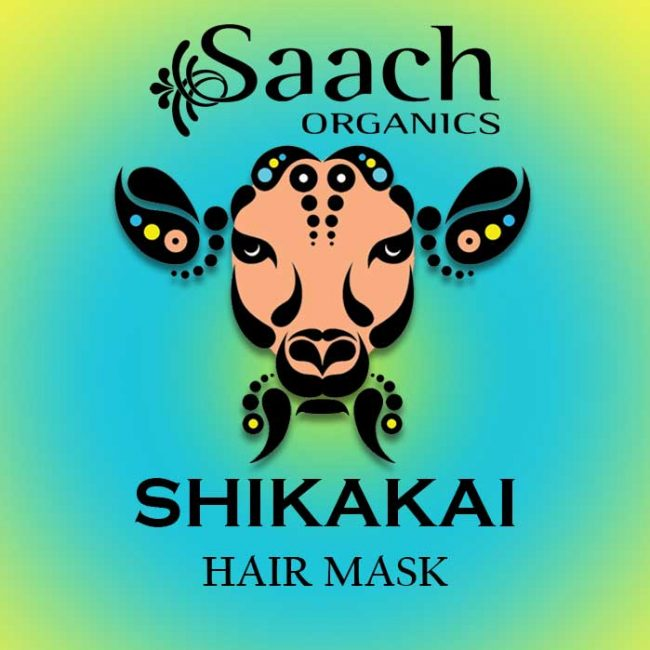 Shikakai Hair Mask